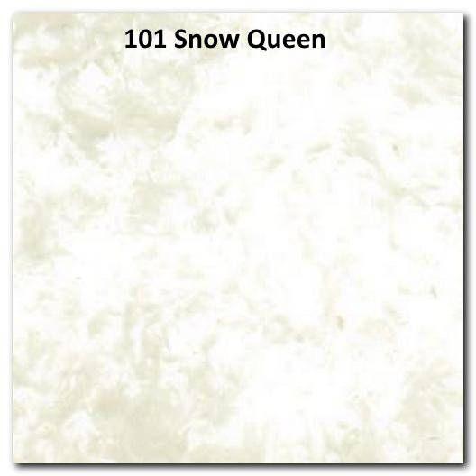 Столешницы из акрилового камня Neomarm NM 101 Snow Queen