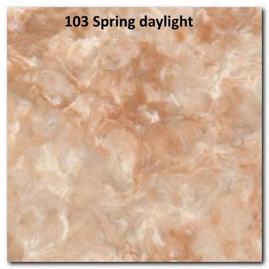 Столешницы из акрилового камня Neomarm NM 103 Spring daylight