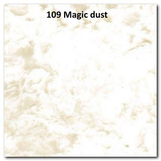Столешницы из акрилового камня Neomarm NM 109 Magic dust
