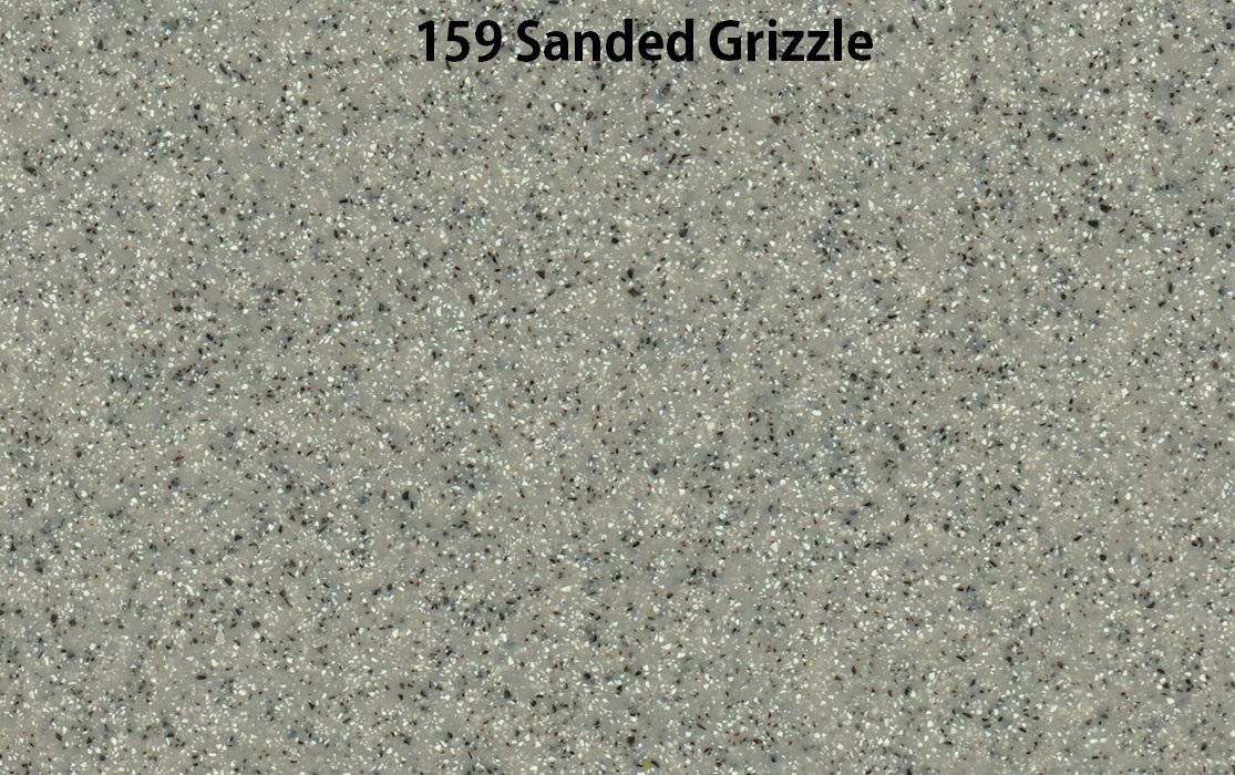 Столешницы из акрилового камня Neomarm N159 Sanded Grizzle