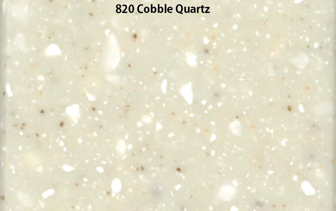 Столешницы из акрилового камня Neomarm N820 Cobble Quartz