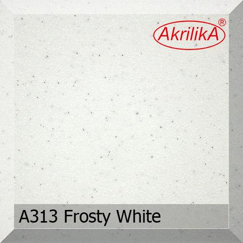 A-313 Frosty white