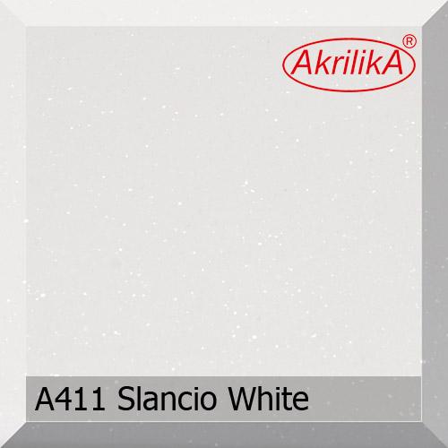 A-411 Slancio white