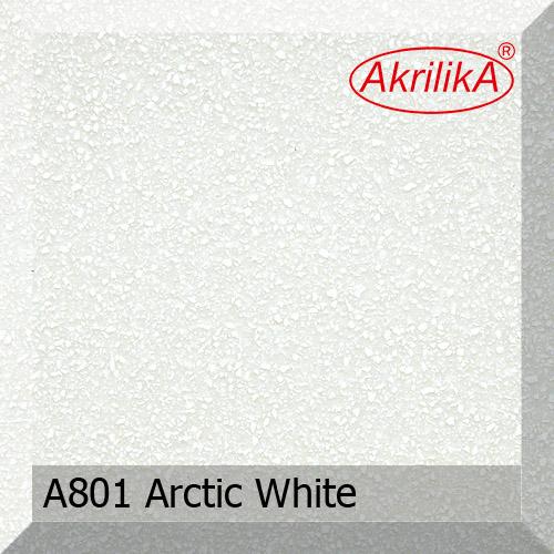 A-801 Arctic white