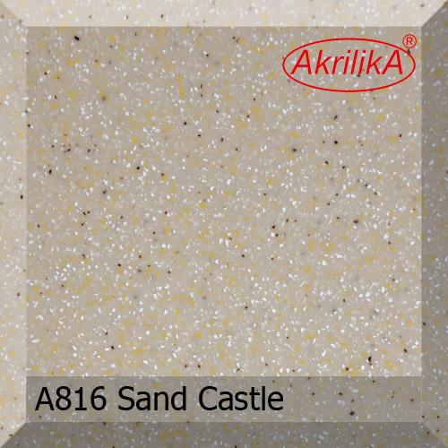 A-816 Sand castle