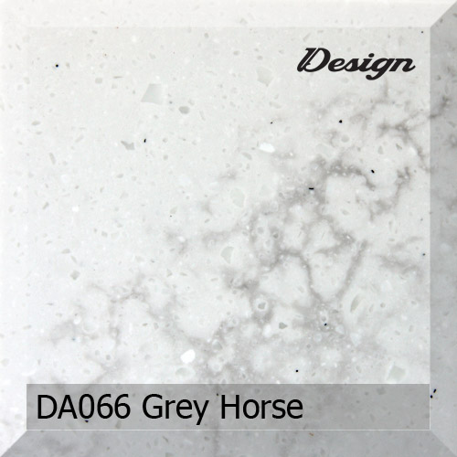DA-066 Grey horse