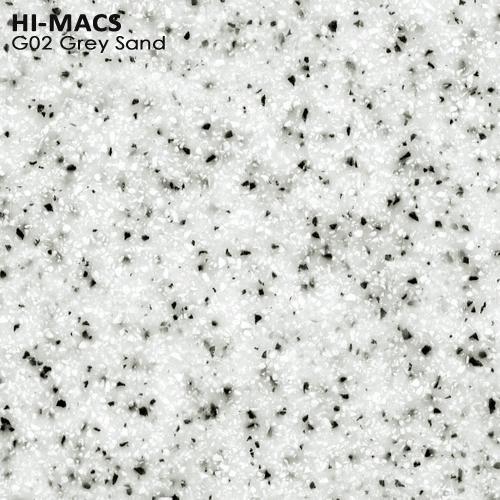 Hi Macs G02 Grey Sand
