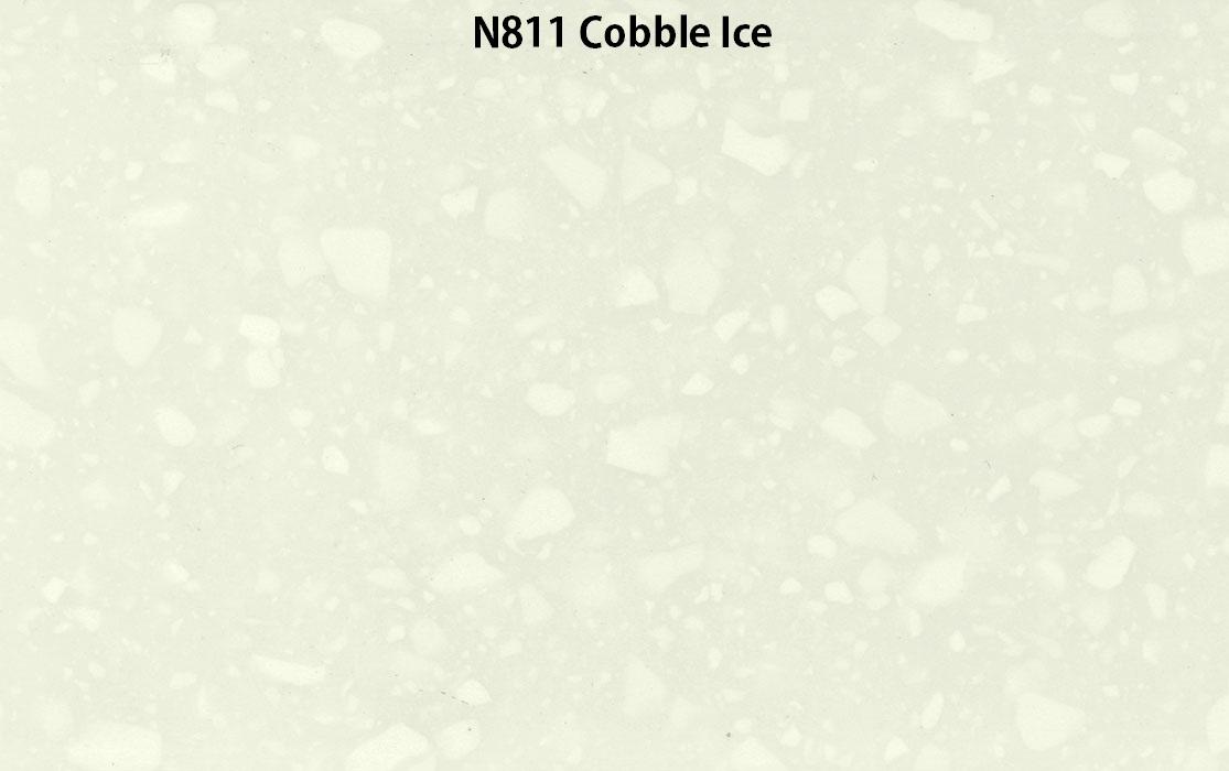 Столешницы из акрилового камня Neomarm N811 Cobble Ice