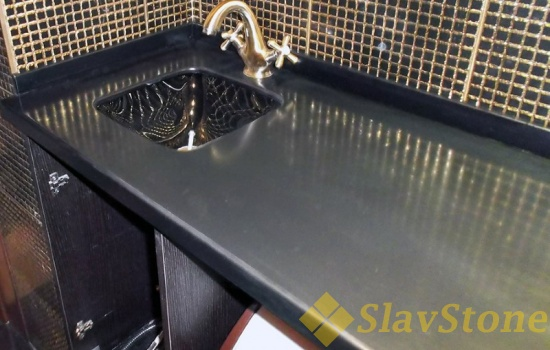 Столешница из искусственного камня Staron Solid ST023